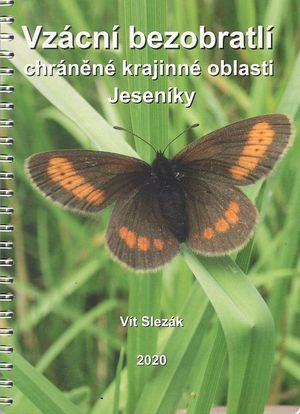 Vzácní bezobratlí chráněné krajinné oblasti Jeseníky (Vít Slezák, 2020)